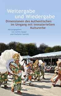Bild von Saupe, Achim (Hrsg.) : Weitergabe und Wiedergabe