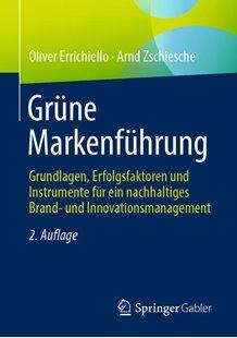 Bild von Errichiello, Oliver : Grüne Markenführung