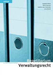 Bild von Bundi, Livio : Repetitorium Verwaltungsrecht