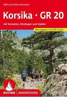 Bild von Hausmann, Willi : Korsika GR 20