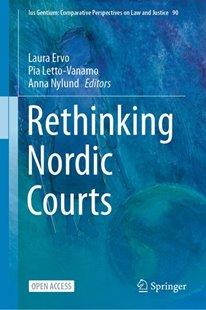 Bild von Ervo, Laura (Hrsg.) : Rethinking Nordic Courts