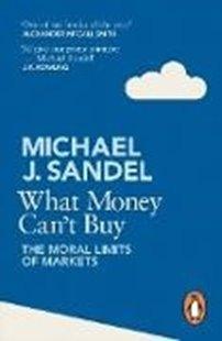 Bild von Sandel, Michael J.: What Money Can't Buy