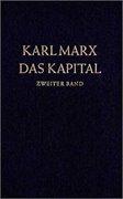 Bild von Marx, Karl : Das Kapital 2. Kritik der politischen Ökonomie