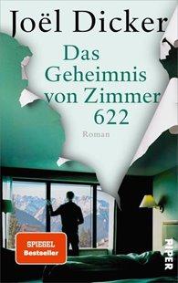 Bild von Dicker, Joël : Das Geheimnis von Zimmer 622