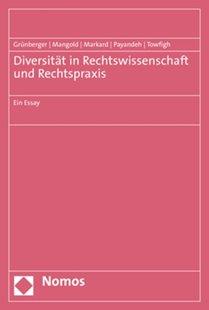 Bild von Grünberger, Michael : Diversität in Rechtswissenschaft und Rechtspraxis