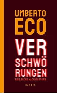 Bild von Eco, Umberto : Verschwörungen