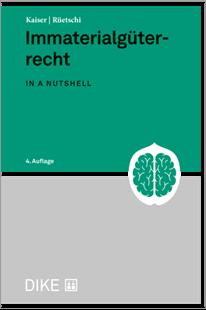Bild von Kaiser, Markus : Immaterialgüterrecht