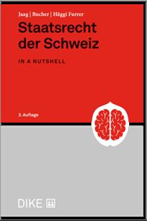 Bild von Bucher, Laura : Staatsrecht der Schweiz