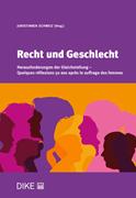 Bild von Amstutz, Nathalie : Recht und Geschlecht
