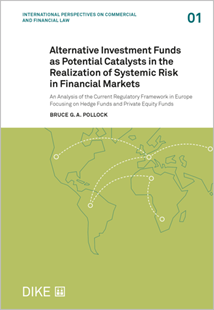 Bild von Pollock, Bruce G.A.: Alternative Investment Funds as Potential Catalysts in the Realization of Systemic Risk