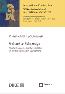 Bild von Möhrke-Sobolewski, Christine: Gehackte Fahrzeuge