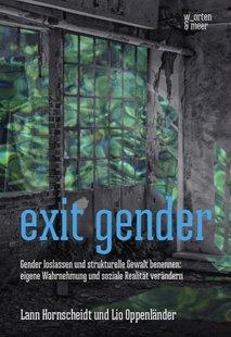 Bild von Hornscheidt, Lann : exit gender
