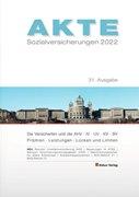 Bild von Keiser, Rudolf (Reihe Hrsg.): AKTE Sozialversicherungen 2022