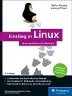 Bild von Wendzel, Steffen : Einstieg in Linux (eBook)