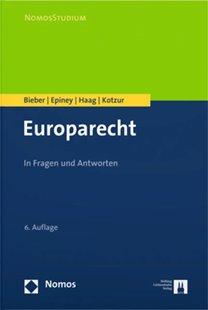 Bild von Bieber, Roland : Europarecht