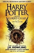 Bild von Rowling, J.K. : Harry Potter and the Cursed Child - Parts One and Two (Special Rehearsal Edition)