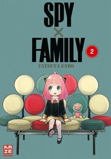 Bild von Endo, Tatsuya : Spy x Family - Band 2