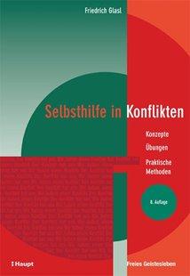 Bild von Glasl, Friedrich: Selbsthilfe in Konflikten
