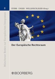 Bild von Storr, Stefan (Hrsg.) : Der Europäische Rechtsraum